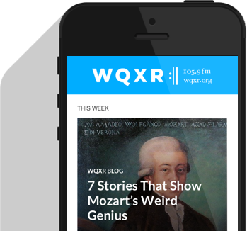 WQXR | New York's Classical Music Radio Station